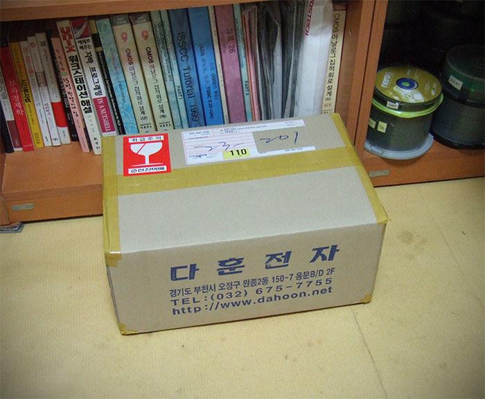 PS3 - 조이스틱 구입 : 다훈전자 DHU-3300