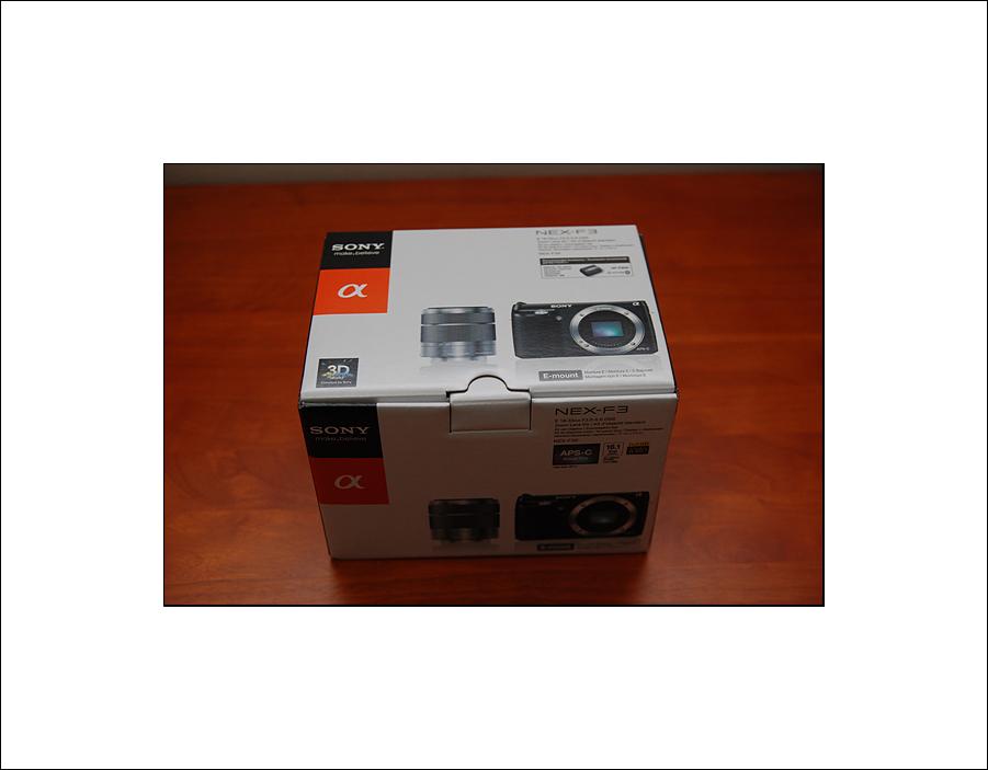 소니 NEX-F3... 새로운 서브 카메라...