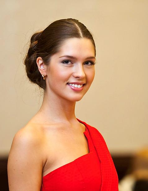 Miss Russia 2012 러시아
