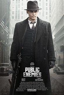 퍼블릭 에너미 (Public Enemies, 2009)