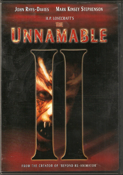 공포의 집2 (Unnamable 2 -The Statement of R..