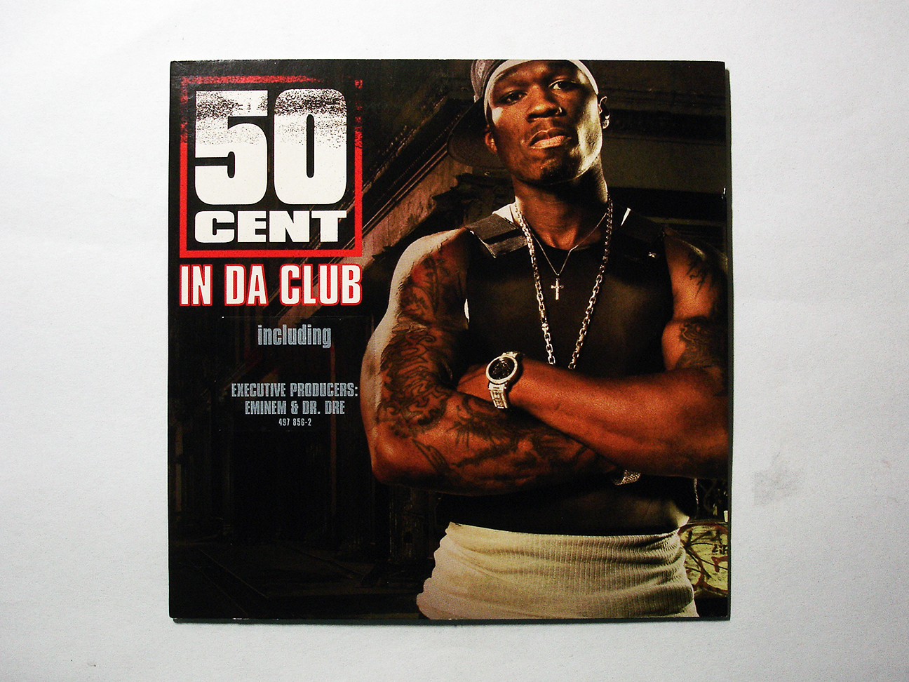 (single) In Da Club – 50 Cent
