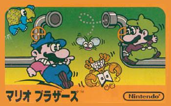 [FC] 마리오 브라더스 (Mario Bros., 1983, Ni..