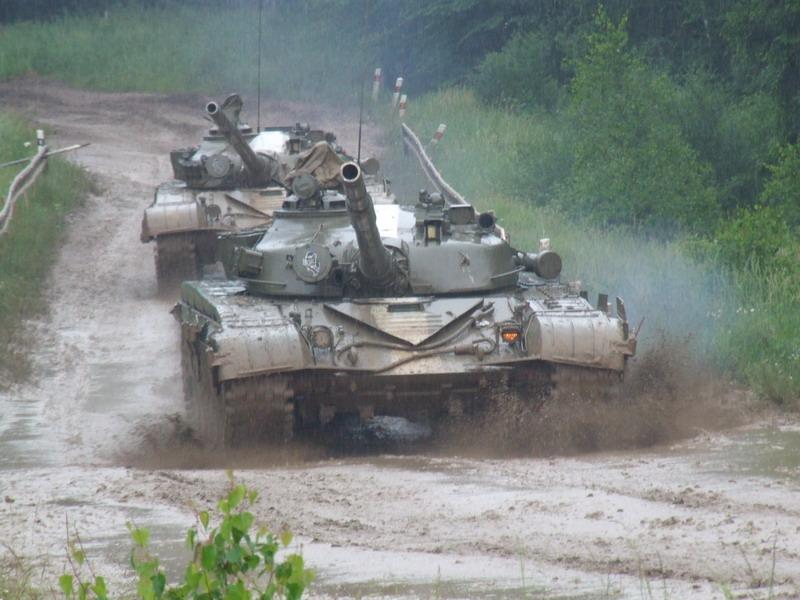 T-72 전차 134대를 판매하려는 체코 국방부