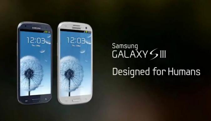 삼성 갤럭시S3 TV광고, 아쉬운 브랜딩...