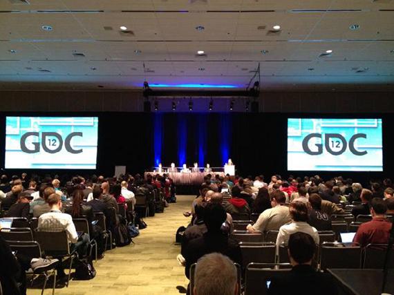 GDC2012 트렌드 리뷰(의 리뷰)