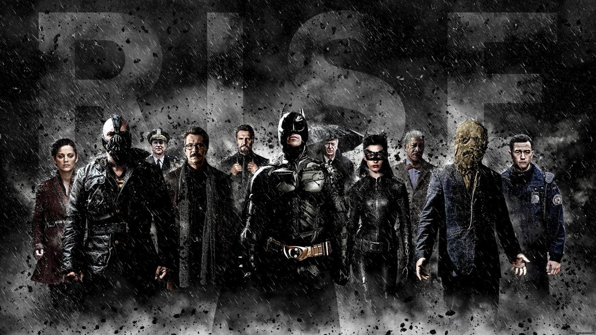 다크나이트 라이즈, The Dark Knight Rises, 2012