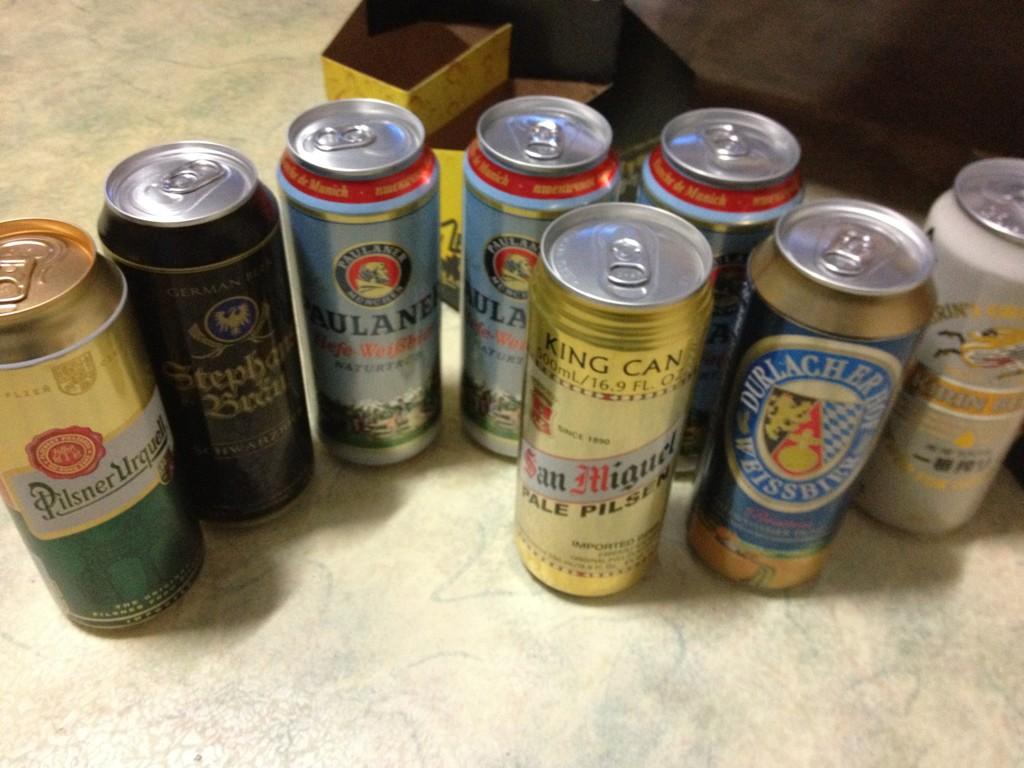 맥주 지름2!!
