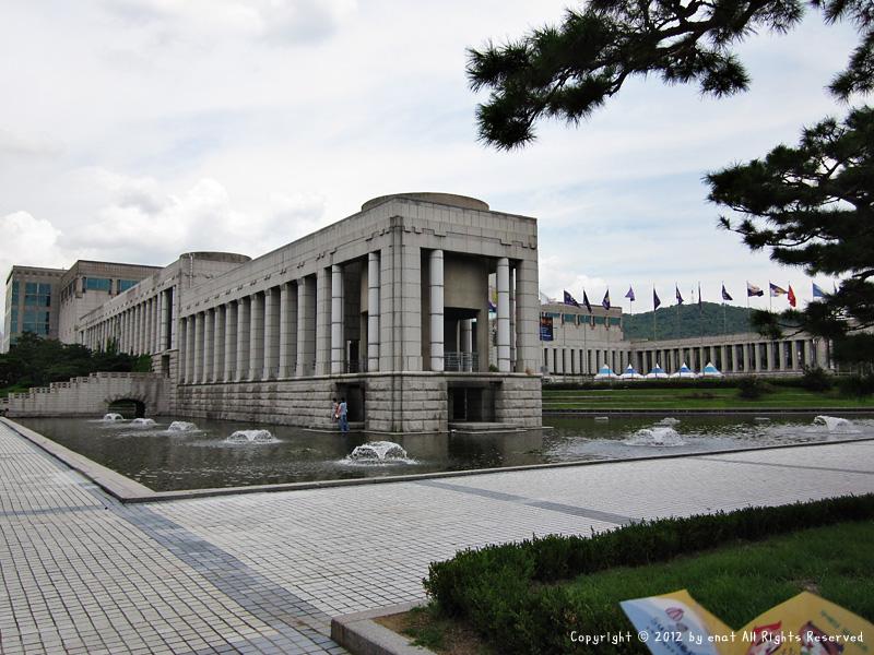 서울구경 : 전쟁기념관