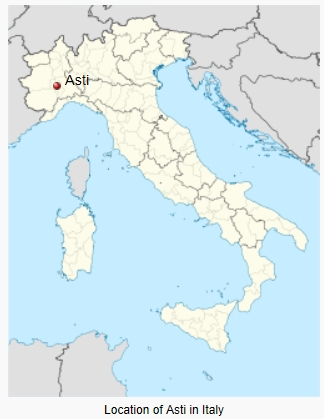 [이탈리아 전쟁] 아스티 Asti