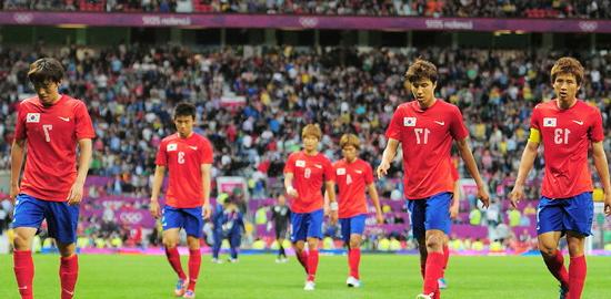 한국 브라질 4강전 네티즌 반응, 홍명보가 현명했다.