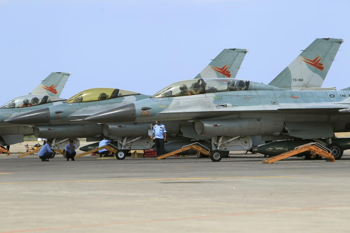 F-16과 KFX 전투기에 미래를 거는 인도네시아 공군