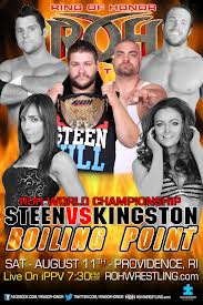 ROH 2012.08.11 Boiling Point iPPV 리포트