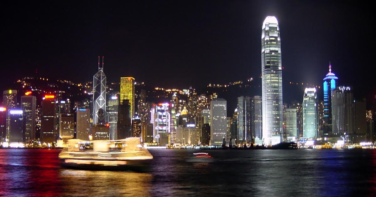 홍콩도 경기둔화 직격탄