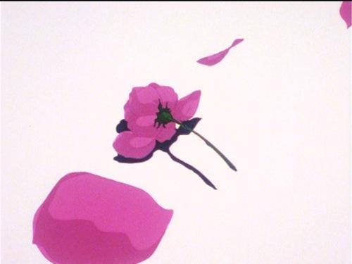 그들의 최후(?)에 흩날리던 이 꽃은...