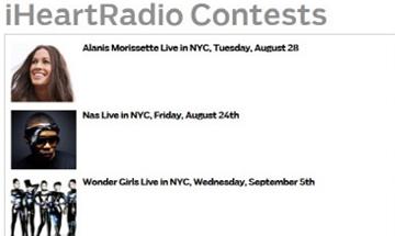 원더걸스, 미국 최대 라디오 플랫폼서 단독쇼