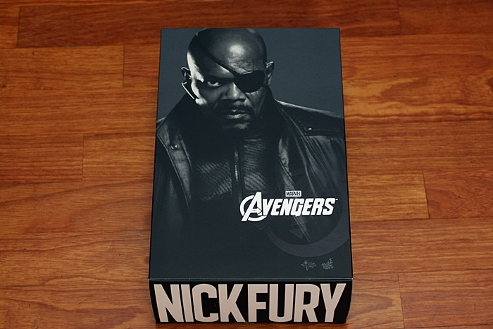 Hottoys NICK FURY