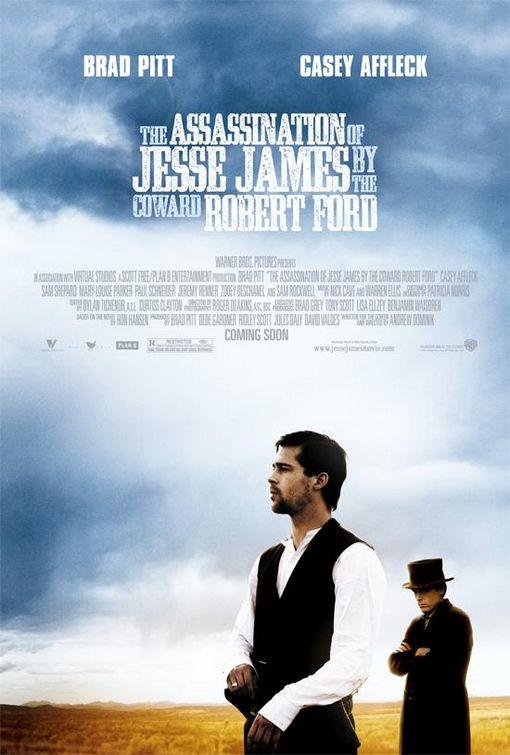 [영화] 비겁한 로버트 포드의 제시 제임스 암살 (2012..