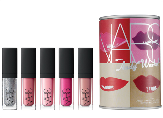 2012 NARS & Andy Warhol Collection (Pop,..