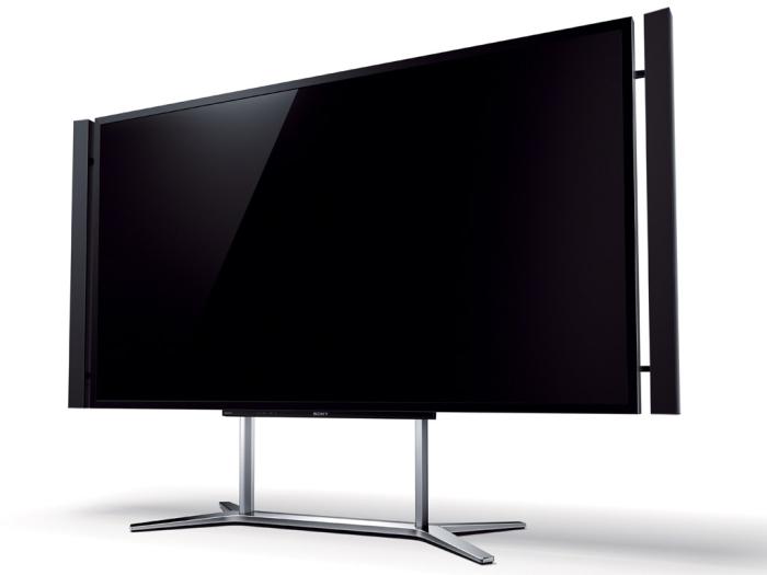 결국 TV도 4K로 가나 봅니다.