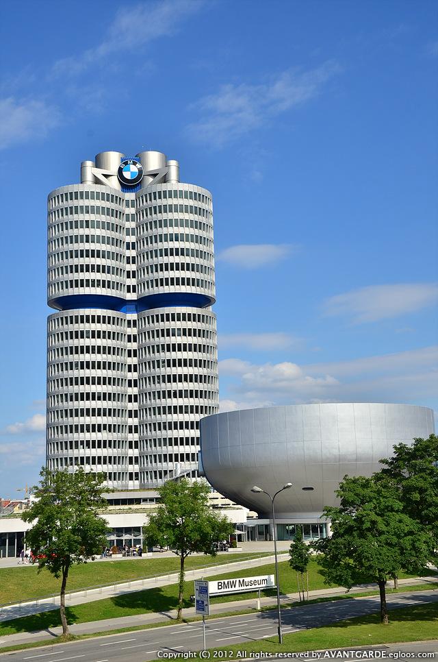 [유럽 배낭여행기] 11일 : 독일 뮌헨 BMW 박물관 (..