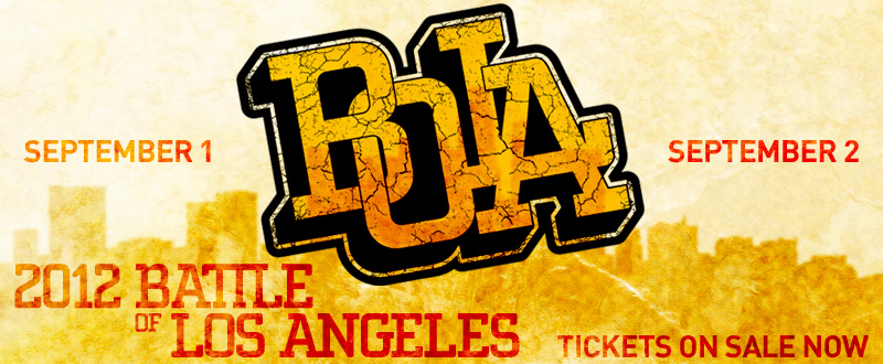 PWG 2012.09.02 Battle Of the Los Angeles Night ..