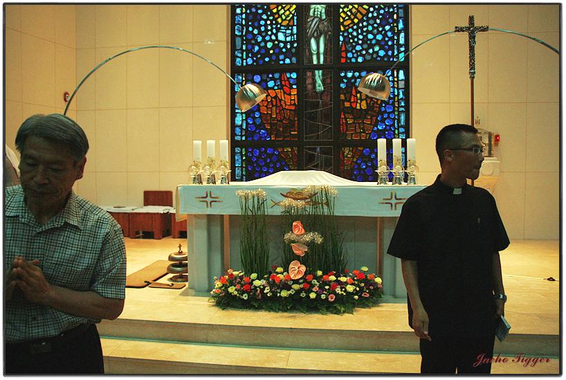 엄마의 세례식