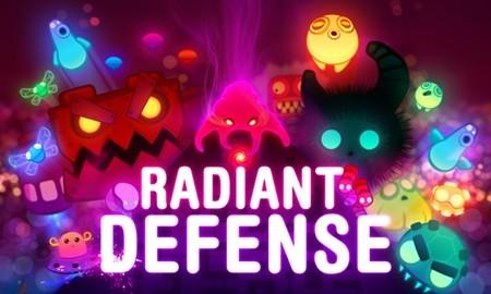 [안드로이드 게임 간단 리뷰] RADIANT DEFENSE