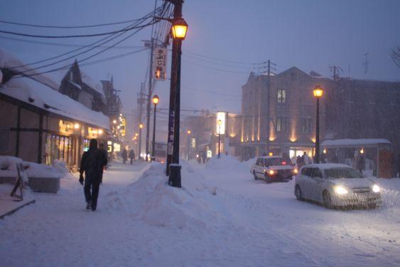 (2011.02) 홋카이도 여행 둘째날 - (4) 등불축제