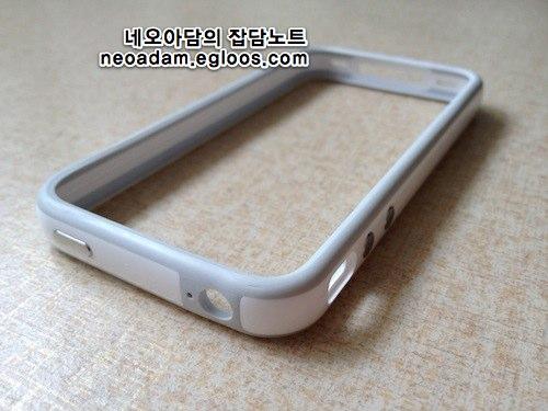 [iPhone] 아이폰 범퍼를 확실하게 청소하는 방법
