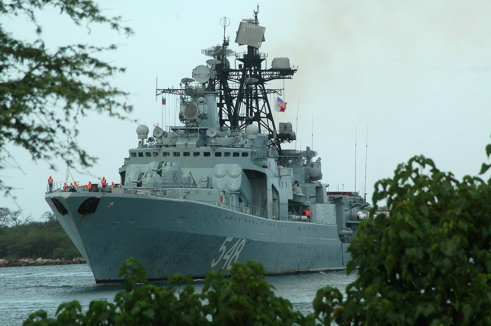 [사진] 미 태평양 함대의 하루 - 시애틀에서 캄..