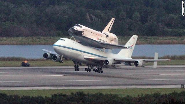 스페이스 셔틀 엔데버, 최후의 비행.