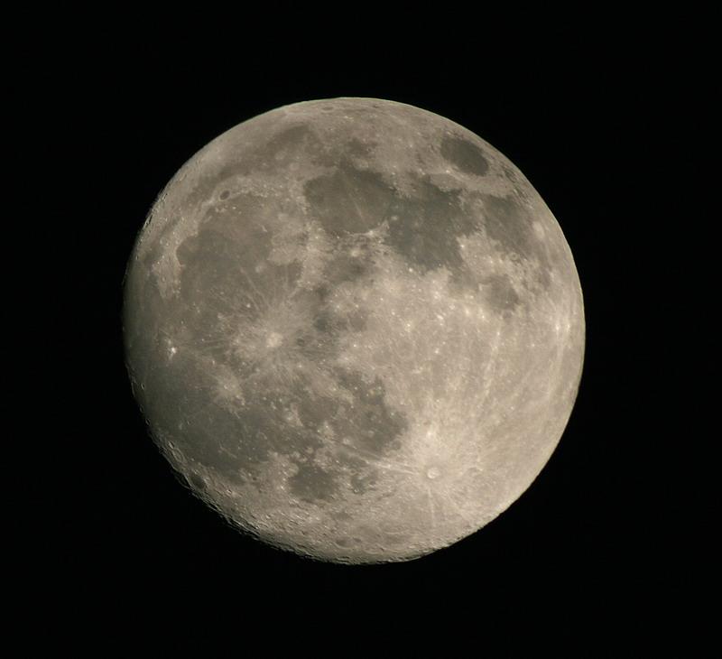 우주: 달에는 토끼가 아니라 게가 산다