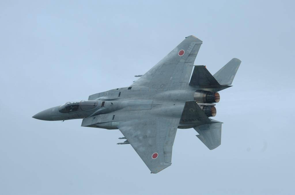 일본의 F-15J 동해방면 전진배치라는 보도에 대해