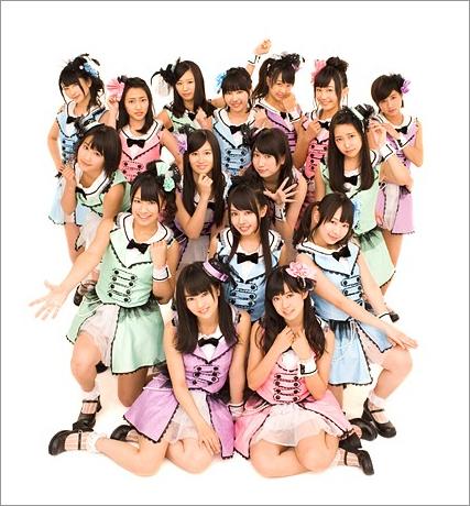'해피 Music', 최초의 라이브 이벤트에 NMB48, 캬..