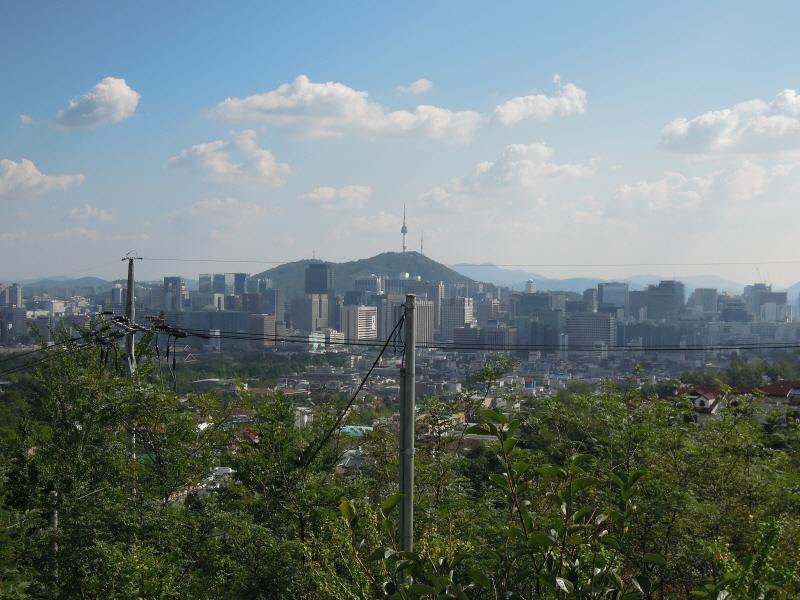 서울 촌놈의 서울 구경 - 부암동, 인사동