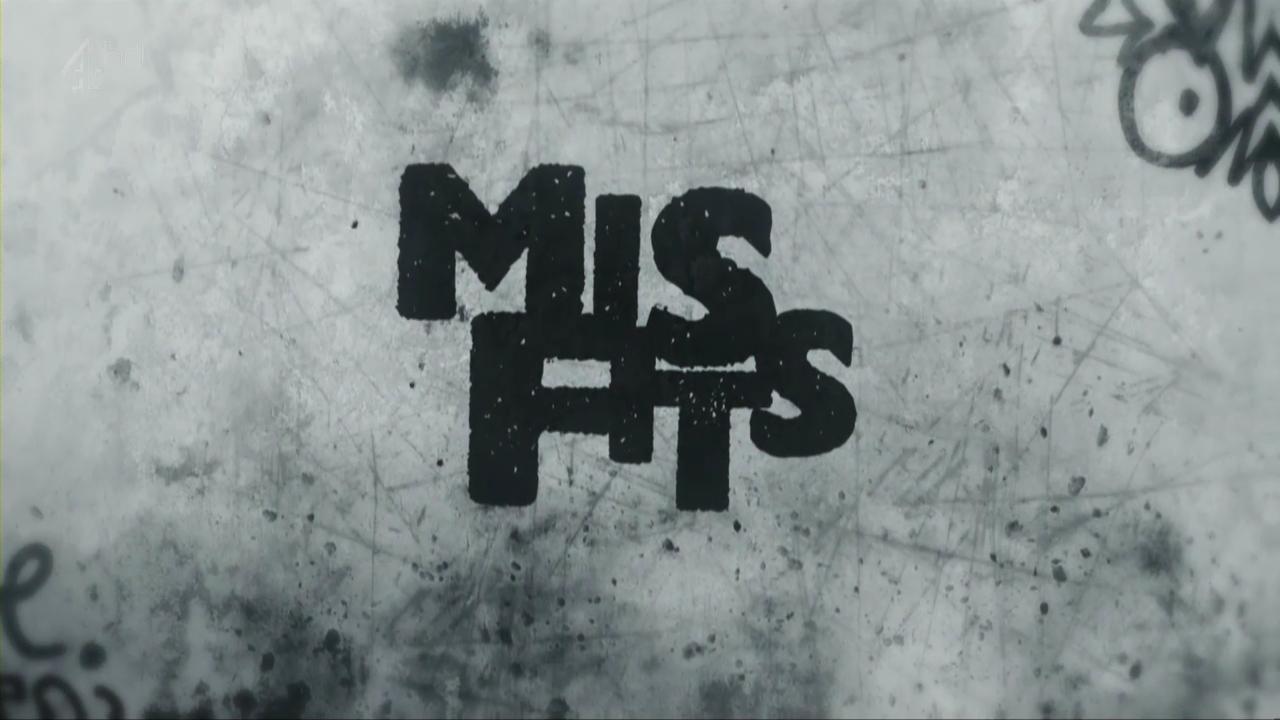 [영드]미스핏츠 (Misfits)
