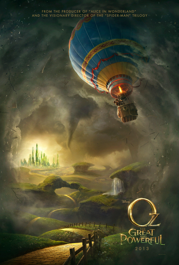 Oz: The Great and Powerful, 2013 공식 예고편 ..