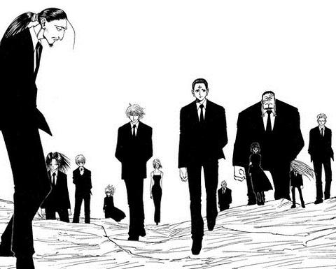[2ch][개그] 환영여단에 히로시가 있는 사진 ..