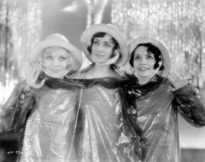Singin In The Rain-1929년도 버전들