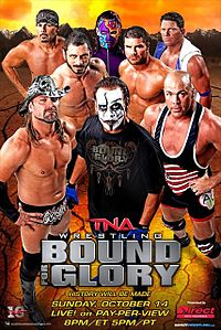 TNA 2012.10.14 Bound For Glory 리뷰