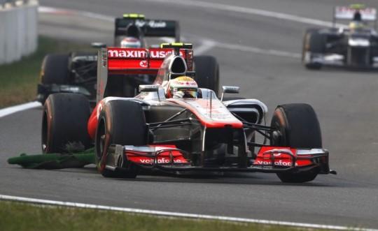 성공적인 2012 F1 코리아 그랑프리 하지만 아쉬웠던 ..