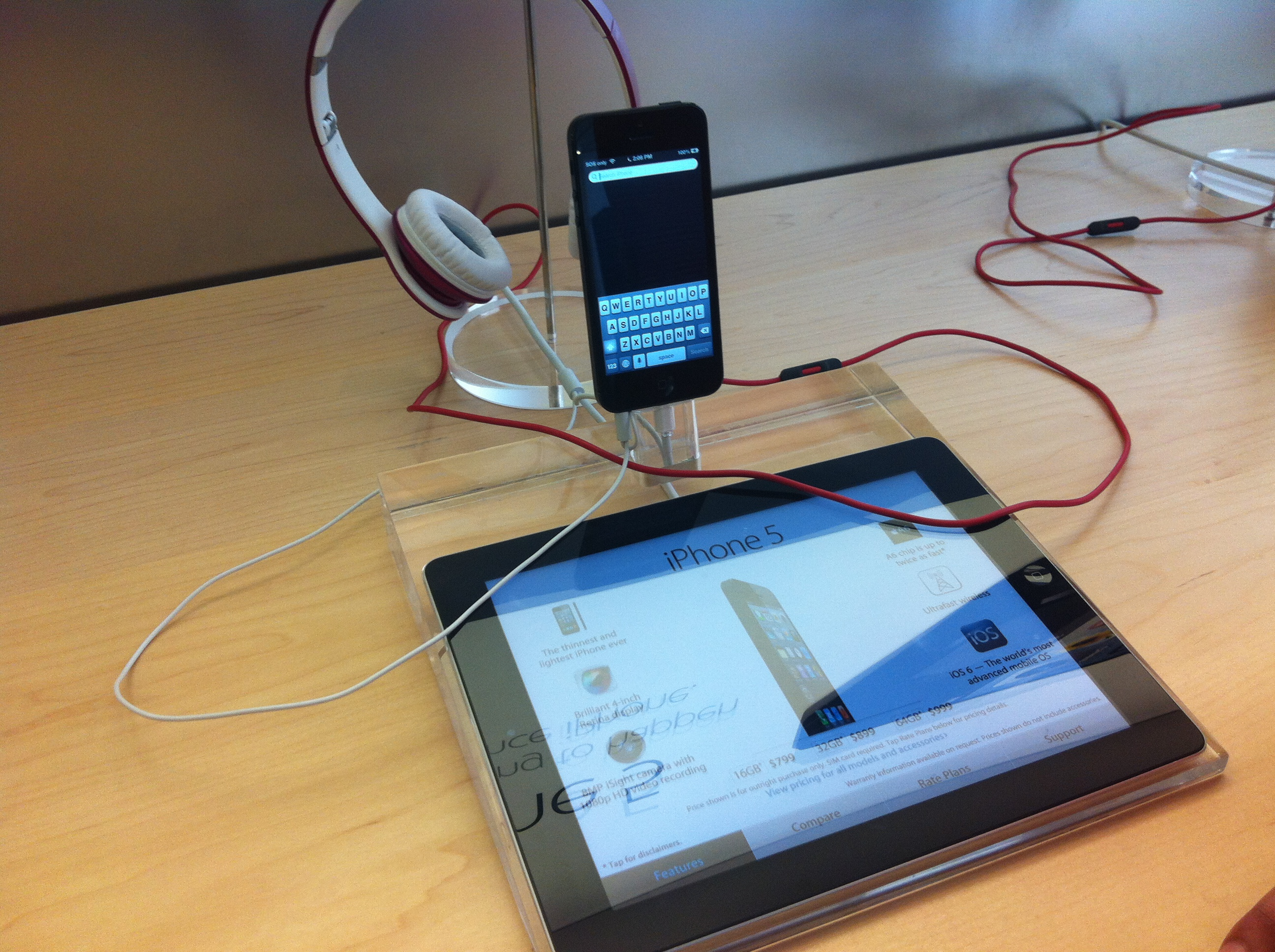 아이폰5 & 아이팟터치5