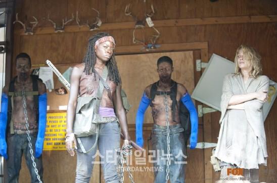 `워킹데드(Walking Dead)` 시즌3, 오늘부터..