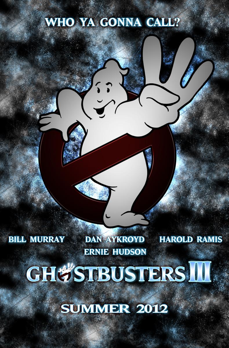 결국 고스트 버스터즈 3가 나옵니다!