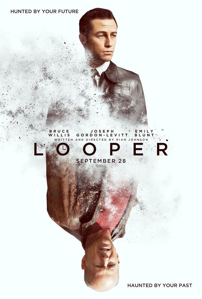 121015 목동메가박스 Looper (2012)