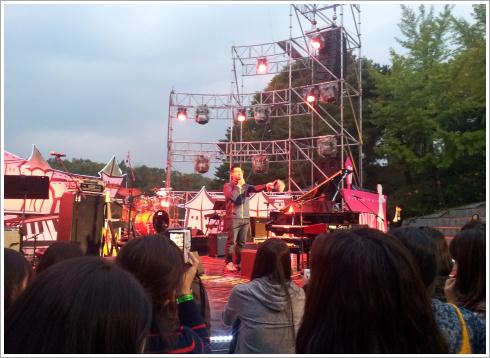 Grand Mint Festival - 1일차 : 권순관
