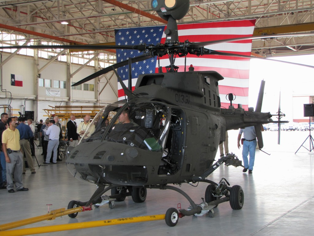 미 육군의 무장정찰헬기 사업에 나서는 벨과 보잉
