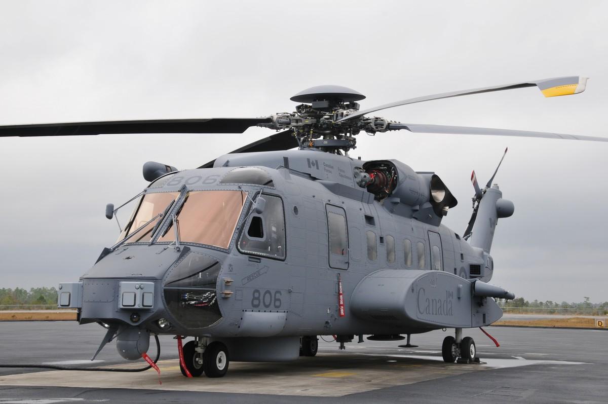끝이 안 보이는 캐나다의 CH-148 해상초계헬기 사업