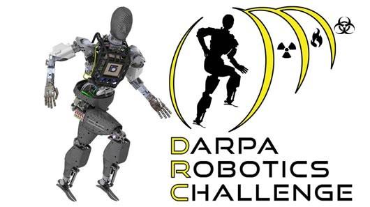 DARPA, 인간형 로봇 컨테스트를 개최.